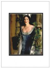 Liv Tyler Autograph Signed Photo - Arwen